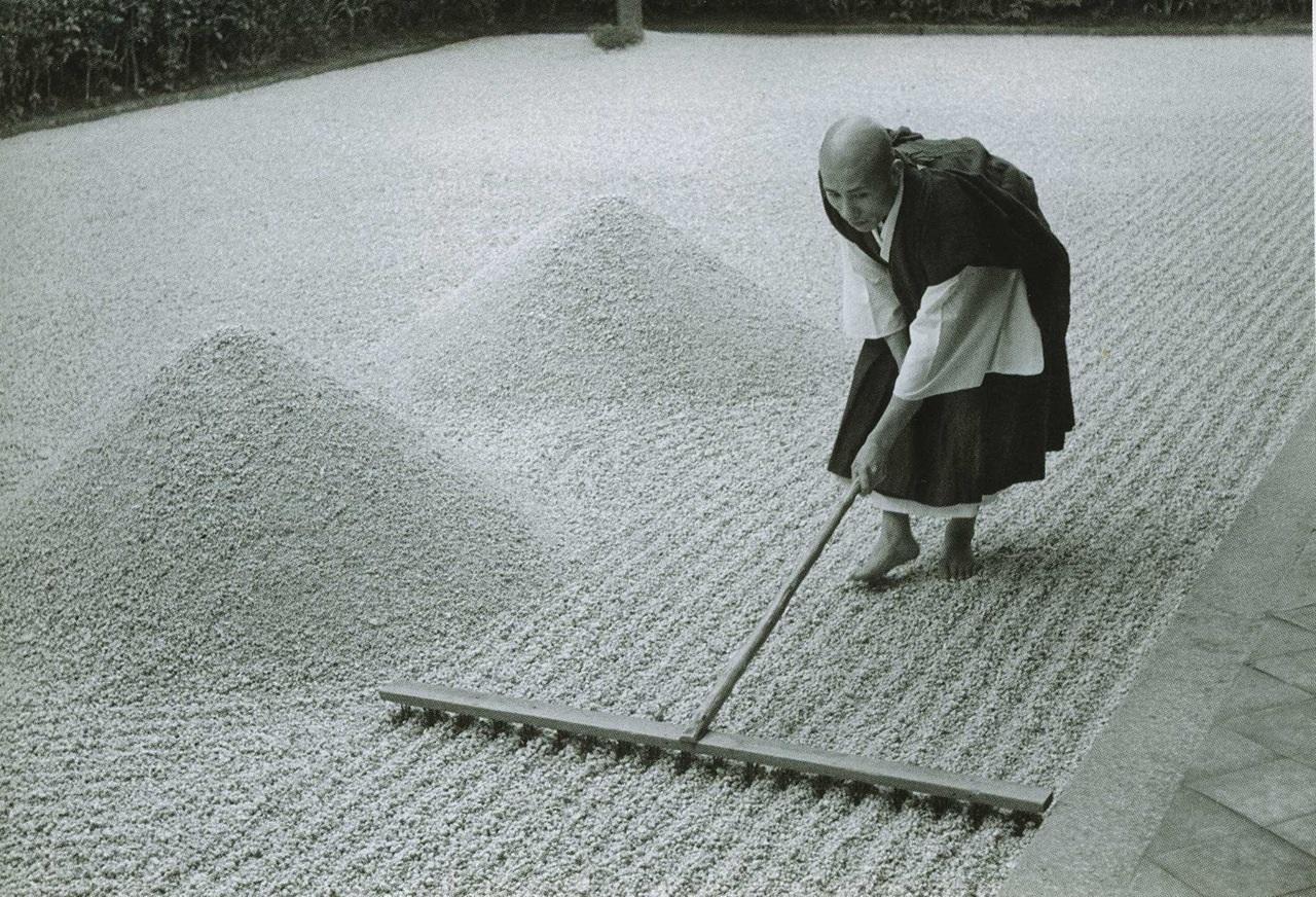 Jardin zen el zentro - Arena para jardin zen ...